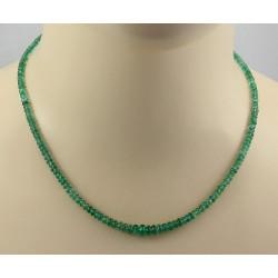 Smaragd Kette Smaragd Halskette für Damen 45 Karat-Edelsteinketten