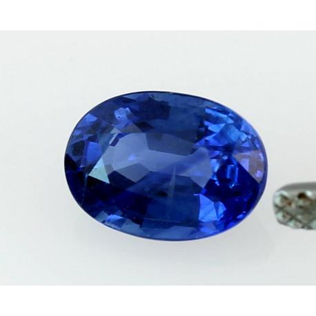 Saphir blau, 1,49 kts-Edelsteine