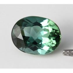 Turmalin grün oval 3,02 Karat-Edelsteine