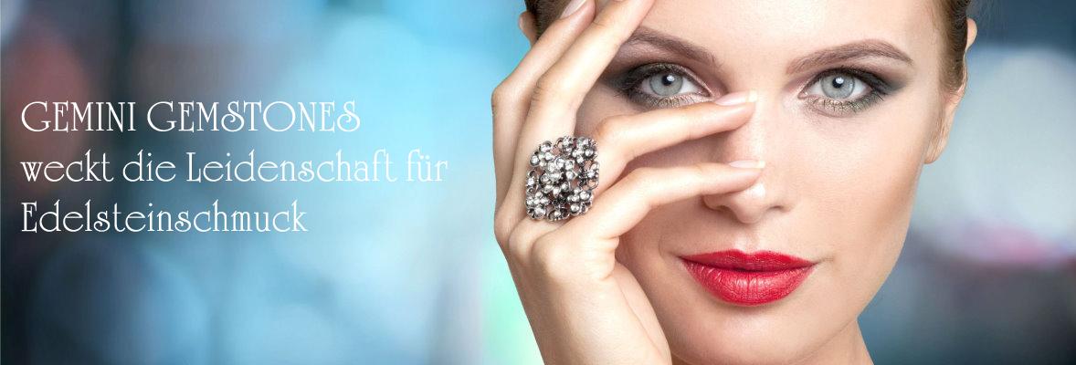 Gemini Gemstones weckt die Leidenschaft für Edelsteinschmuck